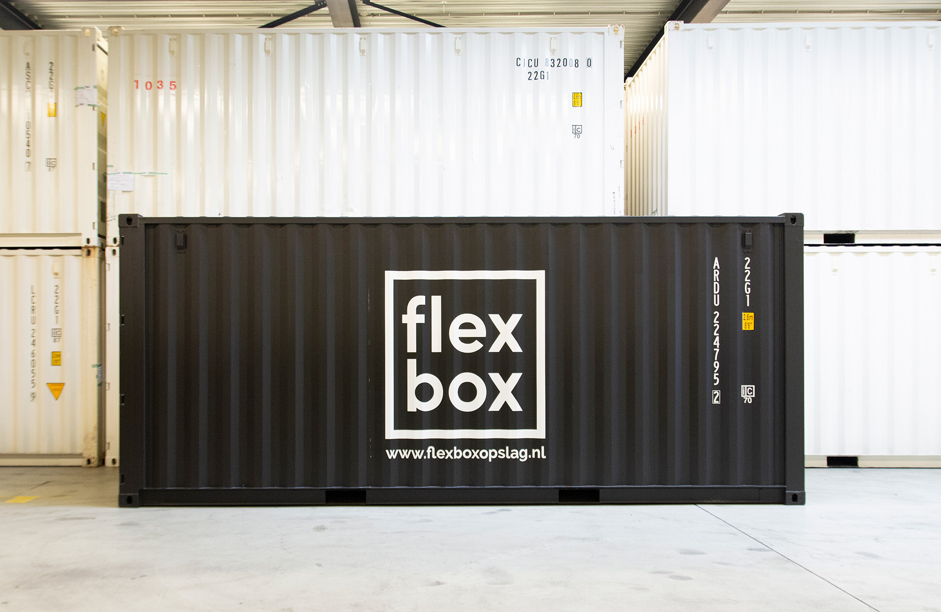 opslagcontainer-flexbox
